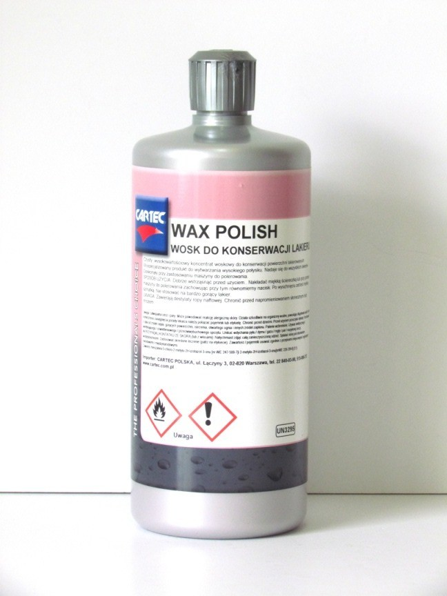 Express Wax Polish Rosa - 1 L